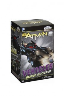 Heroclix - Batman Vehicle Super Booster Pack