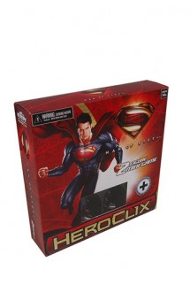 HeroClix - Man of Steel 2-figure Mini-Game Set