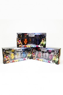 HeroClix - War Of Light Lantern Corps Power Batteries