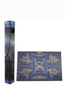 Heroclix - Premium Map: WizKids Office