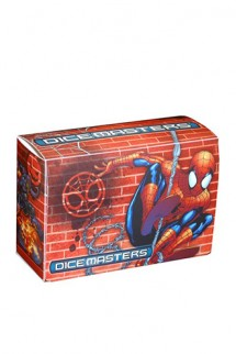 Dice Masters: The Amazing Spider-Man - Team Box