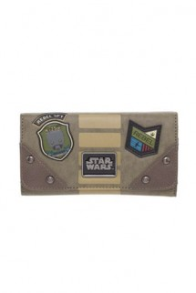 Star Wars - Rogue One Wallet Rebel Patches