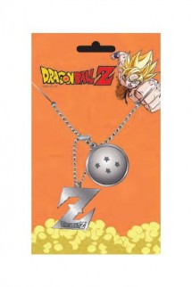 Dragonball Z - Dog Tags with ball chain Pendant