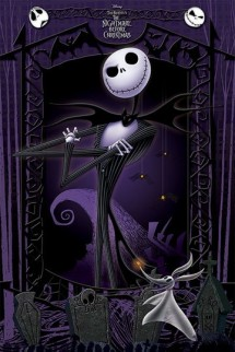 Nightmare Before Christmas - Poster Pack It's Jack
