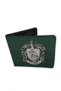 "HARRY POTTER - Wallet ""Slytherin"""