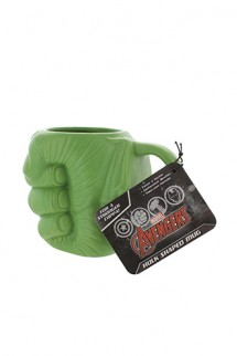 Marvel Comics - Mug Shaped Hulk Fist