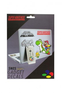 Super Nintendo - Gadget Decals
