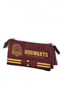 Harry Potter - Portatodo triple Griffindor