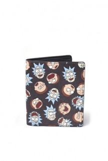 Rick y Morty - cartera  Bifold