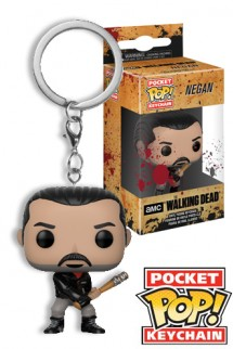 Pop! Keychain: The Walking Dead - Negan