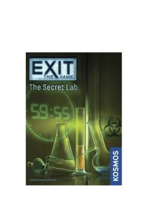 Exit 3: El laboratorio secreto