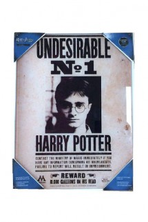 Harry Potter - Póster de Vidrio Undesirable No. 1