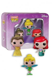 Pocket Pop! Disney - Ariel, Campanilla y Bella