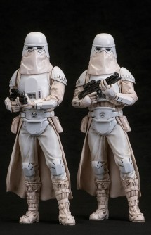 Star Wars - Snowtrooper TWO PACK ARTFX+ STATUE