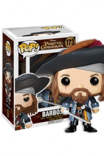Pop! Disney: Piratas del Caribe - Barbossa