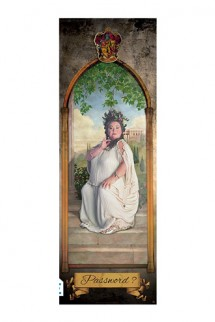 Harry Potter - Door Poster 'The Fat Lady'