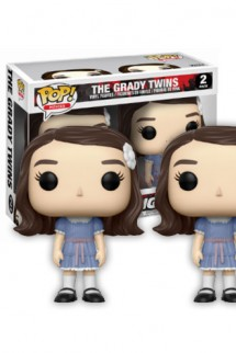 Pop! Horror: El Resplandor - Pack Grady Twins