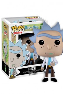 Pop! Animation: Rick and Morty - Rick