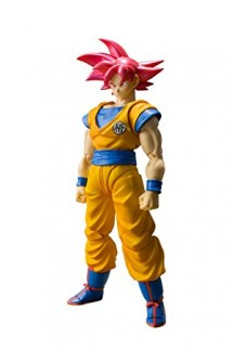 Dragon Ball - S.H.Figuarts Super Saiyan God Goku