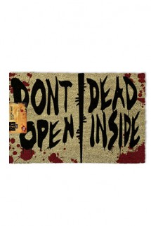 The Walking Dead - Felpudo Don't Open Dead Inside