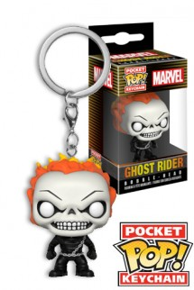 Pop! Keychain: Ghost Rider