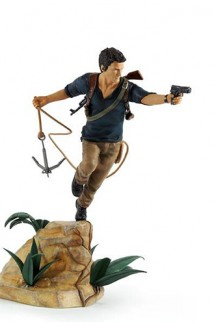 Uncharted 4 - A Thief's End PVC Statue Nathan Drake