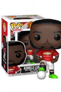 Pop! Football: Man United - Romelu Lukaku