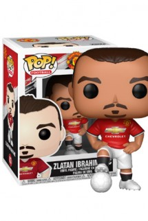 Pop! Football: Man United - Zlatan Ibrahimovic