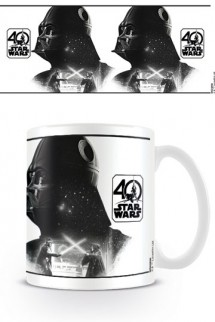 Star Wars Taza 40th Anniversary (Darth Vader)