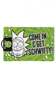 Rick and Morty - Doormat Get Schwifty