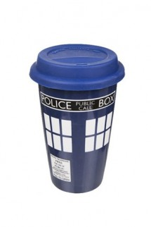 Doctor Who - Travel Mug Tardis