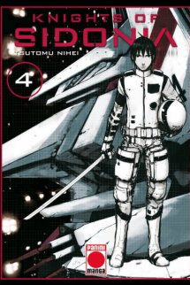 Knights of Sidonia 04