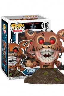 Pop! Games: Five Nights At Freddy's - Twisted Foxy
