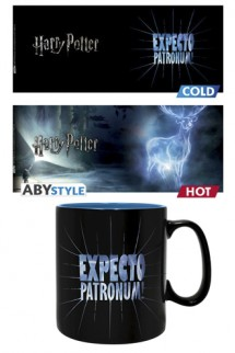 Harry Potter - Taza térmica Patronus