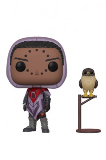 Pop! Games: Destiny S2 - Hawthorne with Hawk