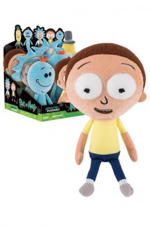 Funko: Rick & Morty - Morty 2 Plushies