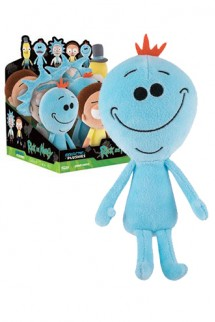 Funko: Peluches Rick y Morty - Mr. Meeseeks 1