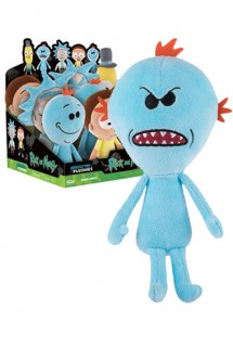 Funko: Rick & Morty - Mr. Meeseeks 2 Plushies