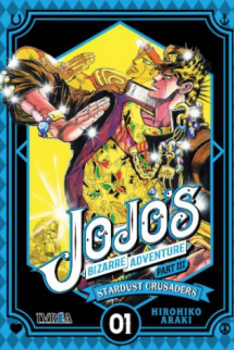 Jojo´s Bizarre Adventure parte 3 : Crusaders 01