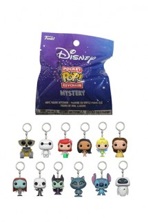 Pop! Mystery Keychain: Disney