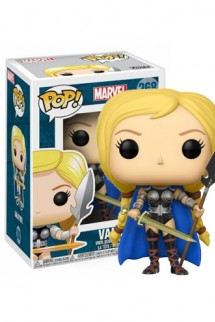 Pop! Marvel: Comics - Valkyrie Excusivo