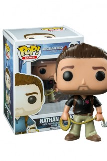 Pop! Games: Uncharted 4- Nathan Drake Exclusivo