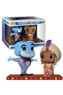 POP! Disney: Movie Moment - Aladdin