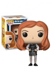 POP! TV: Doctor Who - Amy Pond Police ECCC18