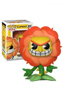 POP! Games: Cuphead - Cagney Carnation ECCC18