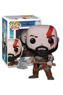 Pop! Games: God of War - Kratos