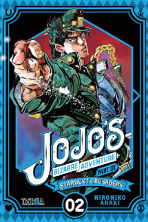 Jojo´s Bizarre Adventure parte 3: Crusaders 02
