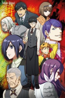 Tokyo Ghoul - Póster Group