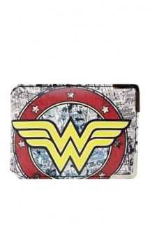 DC Comics - Tarjetero Wonder Woman