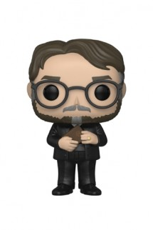 Pop! Movies: La Forma del Agua - Guillermo Del Toro